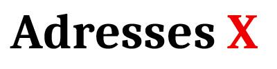 Adressesx.com